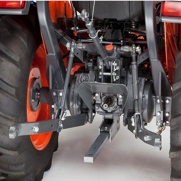 Kubota L01 Series Tractor Picture