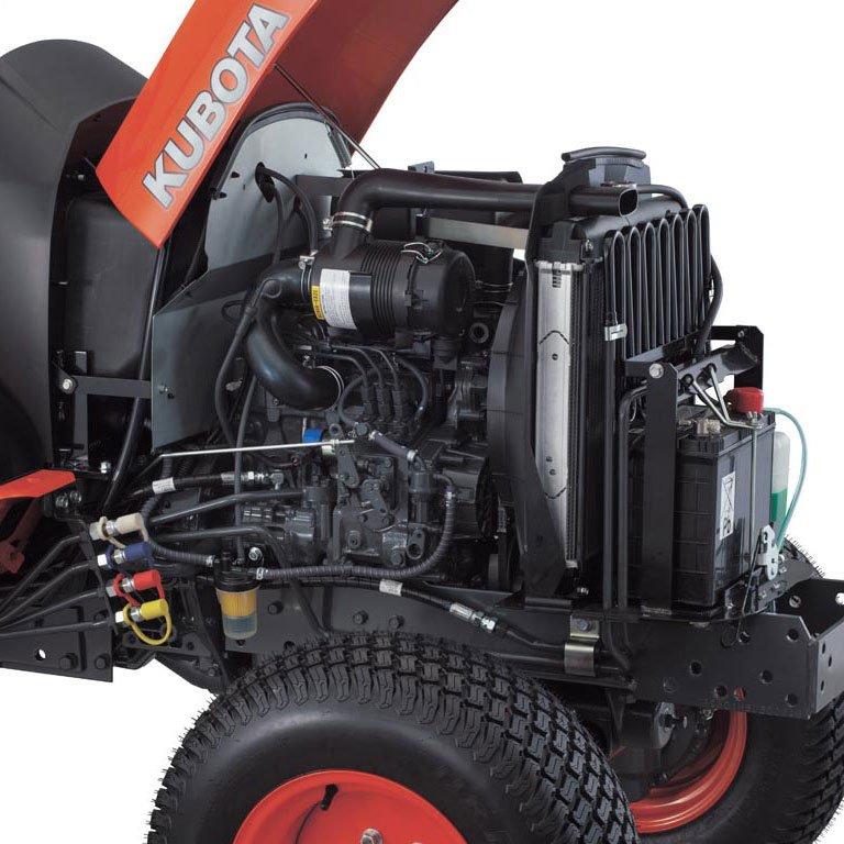 Kubota B01 Series Tractors Picture