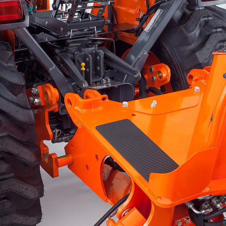 B50 Series Tractors Picture