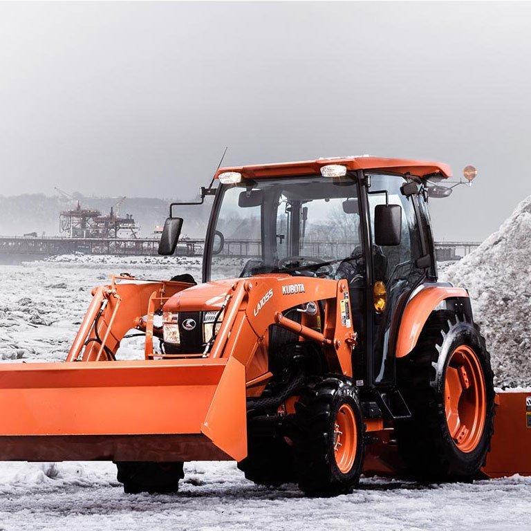 Kubota L60 Series Tractors Picture