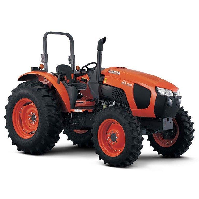 Kubota M5 Series Tractors Picture