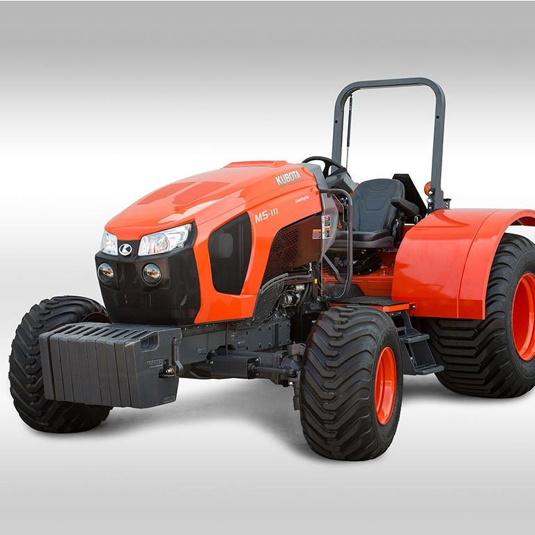 Kubota M5L Tractor Series Picture
