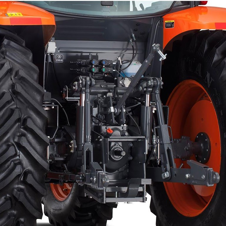 Kubota M6 Series Tractors Picture