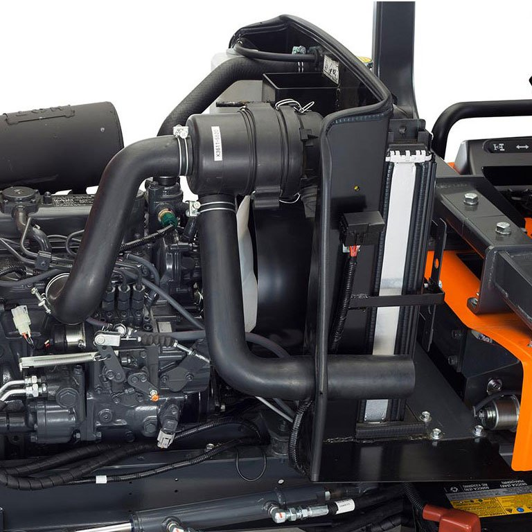 Kubota F90 Series Front Mount Mowers Picture