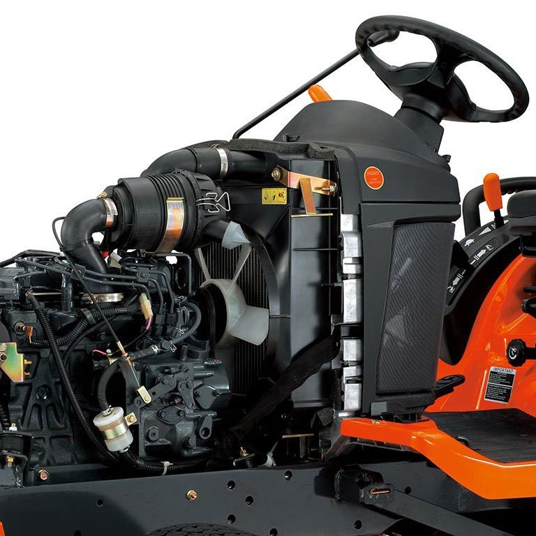 Kubota BX Series Tractor Picture