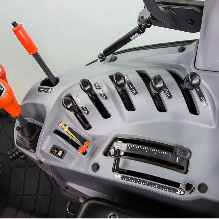 Kubota M4N Tractor Series Picture