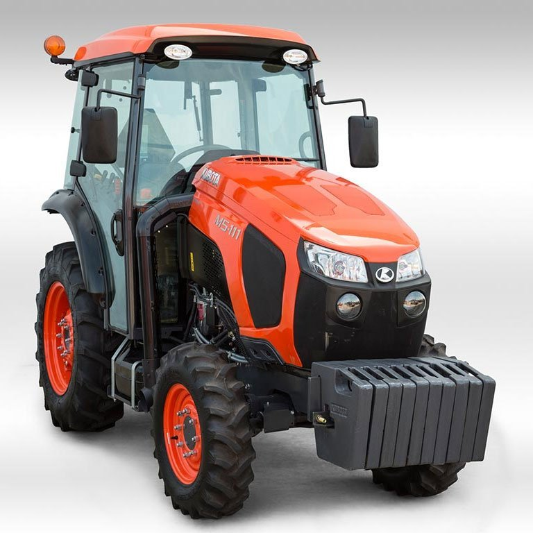 Kubota M5N Tractor Series Picture
