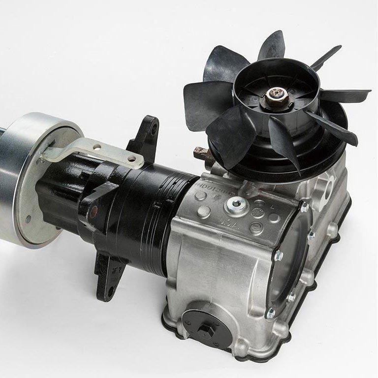 Kubota Z700 Series Zero Turn Mowers Picture