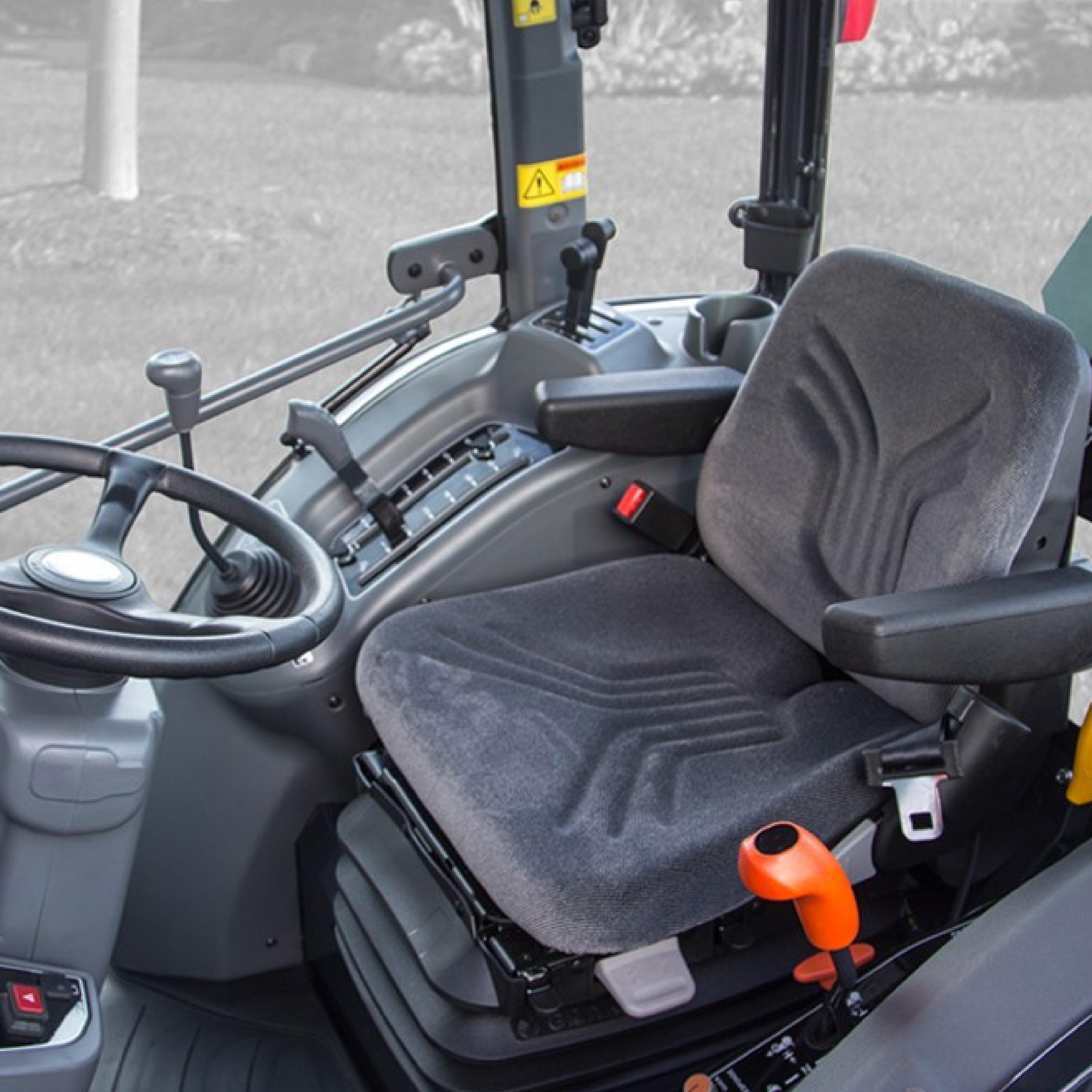 Massey Ferguson 1700M Series Tractors Picture