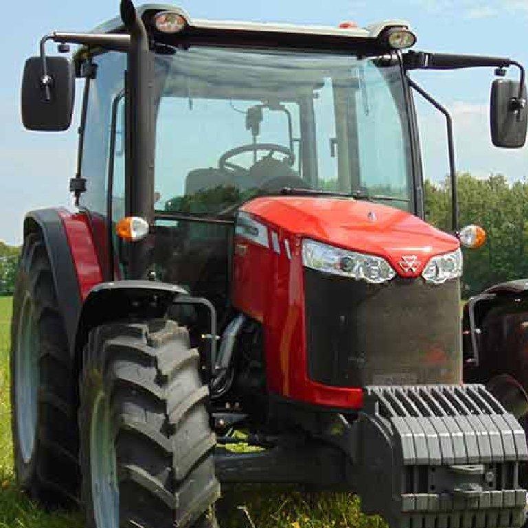 Massey Ferguson 4700 Series Tractors Picture