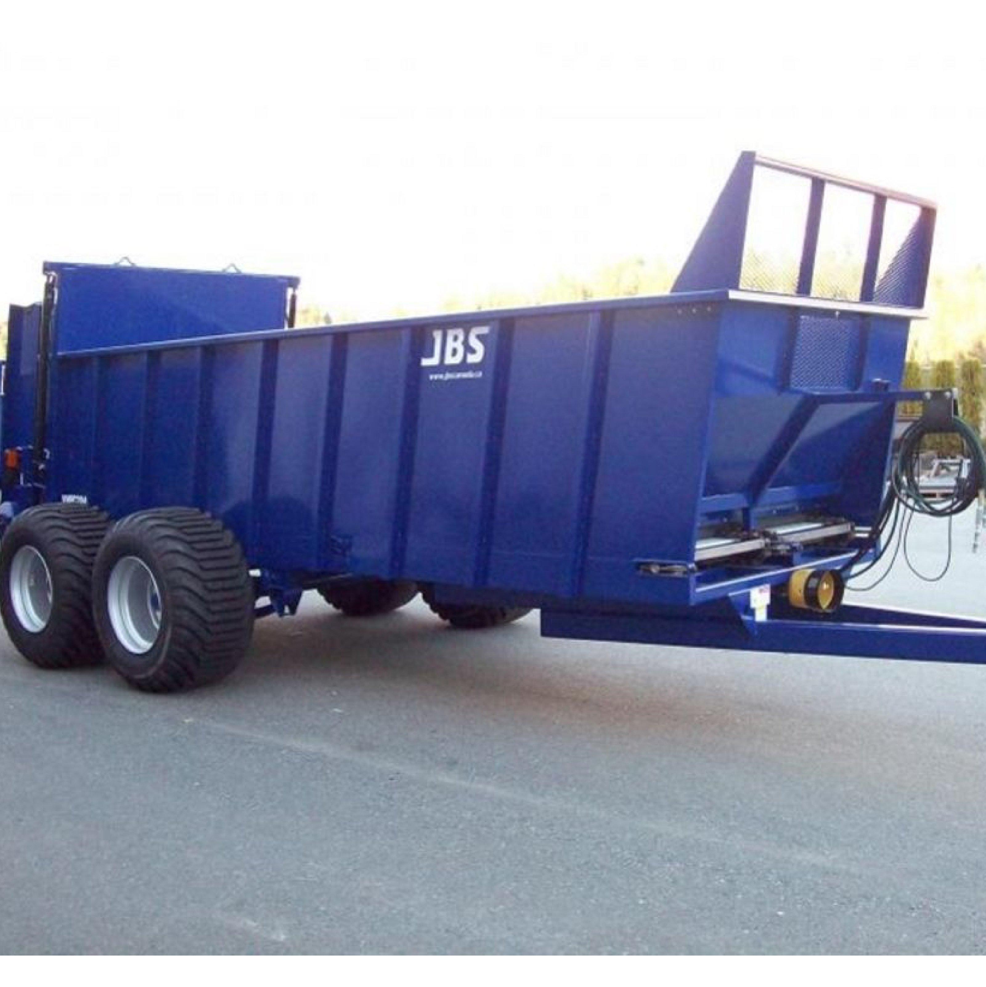 JBS Manure Spreaders Picture