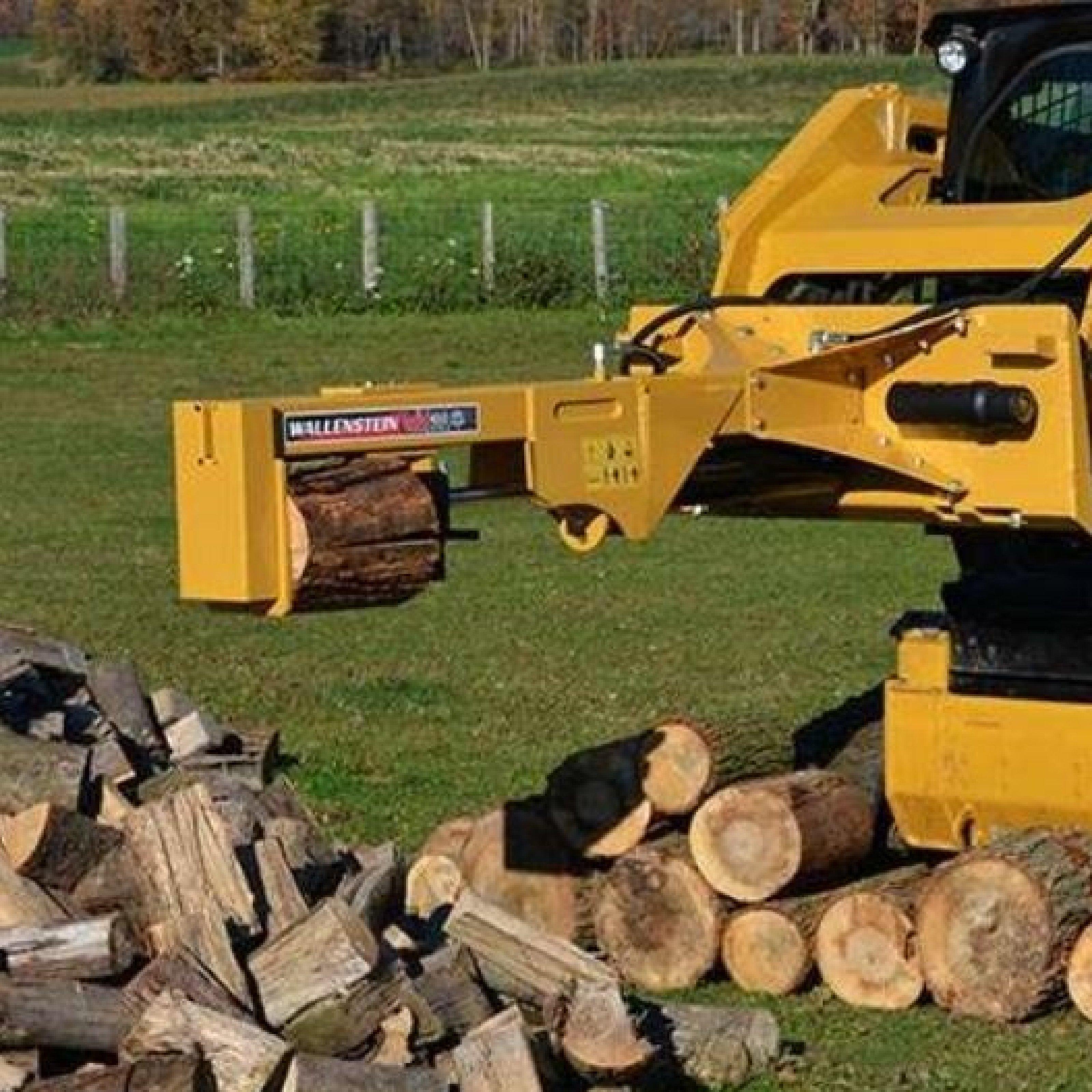 Log Splitters Picture