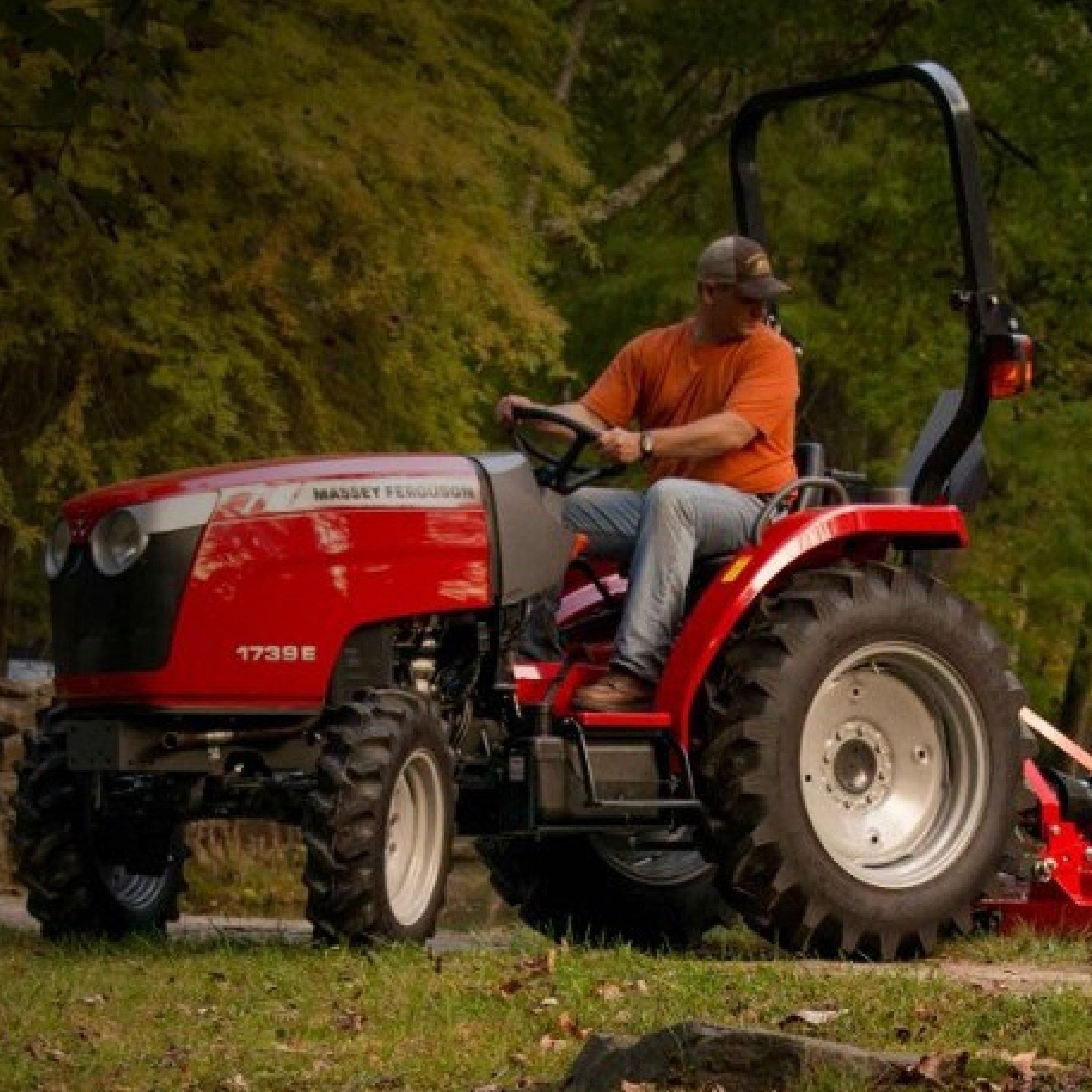 Massey Ferguson 1700E Series Tractors Picture