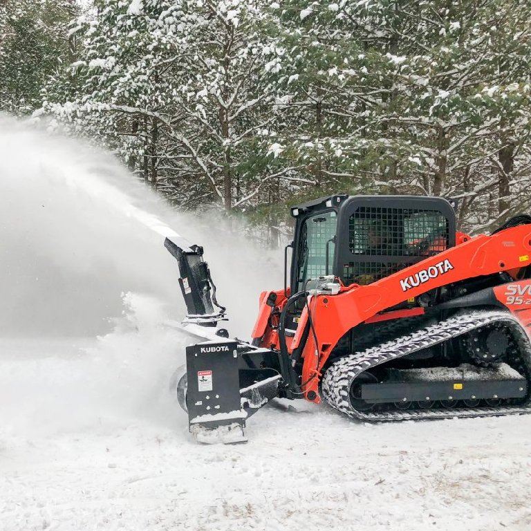 Snow Blowers Picture