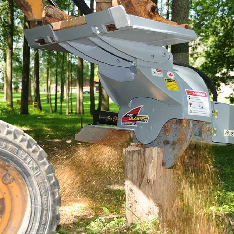 BaumaLight Stump Grinders Picture
