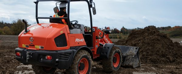 Kubota R40 Series Wheel Loaders Construction Vancouver and Surrey
