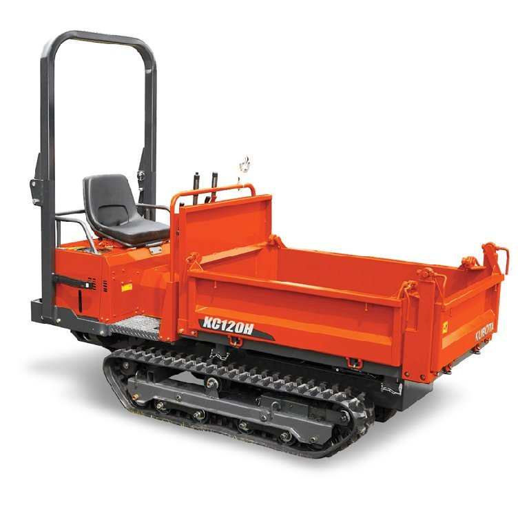 Kubota KC Track Carriers Picture