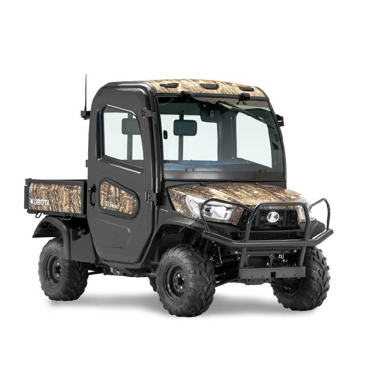 Kubota Full Size RTV Utility Vehicles Picture