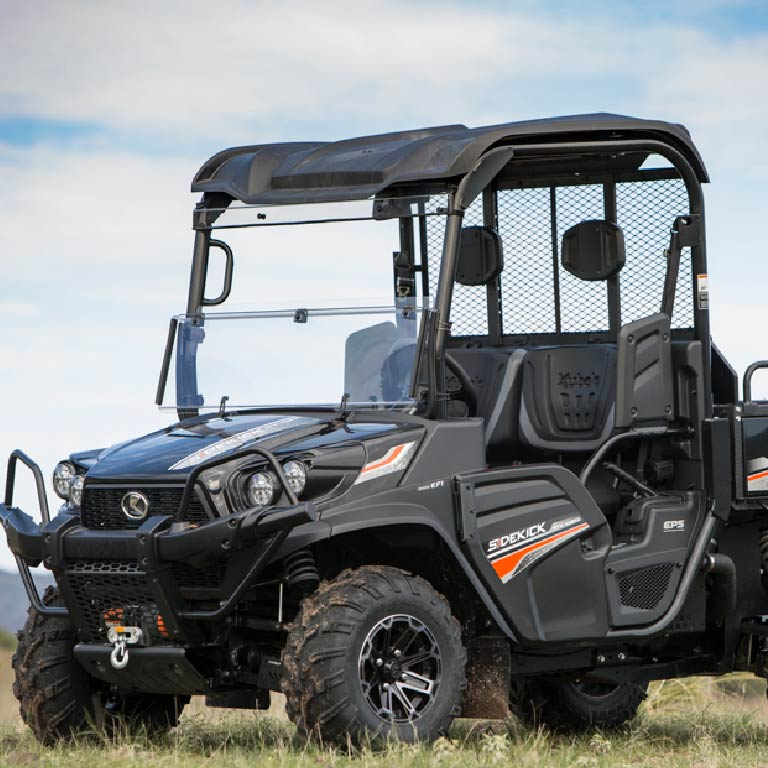 Kubota RTV-XG Utility Vehicles Picture