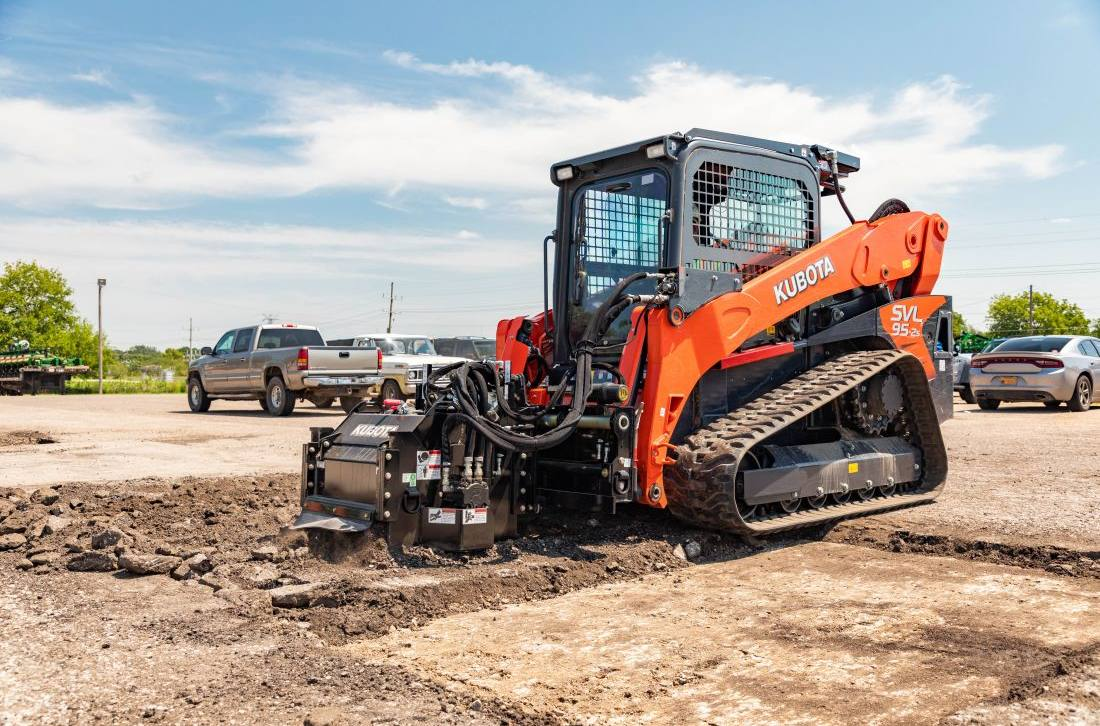 Kubota Cold Planers Picture