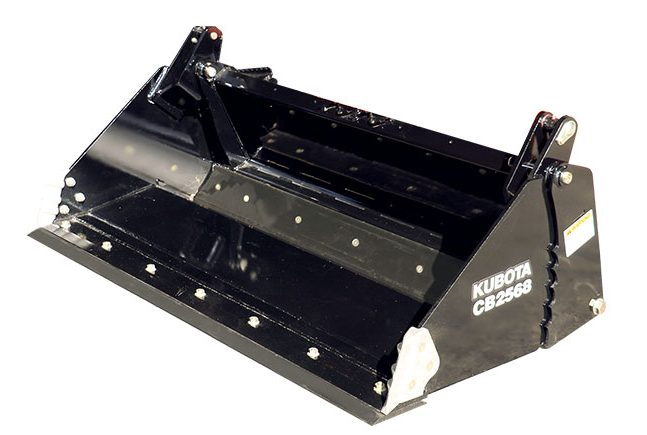 Kubota Skid Steer Buckets Picture