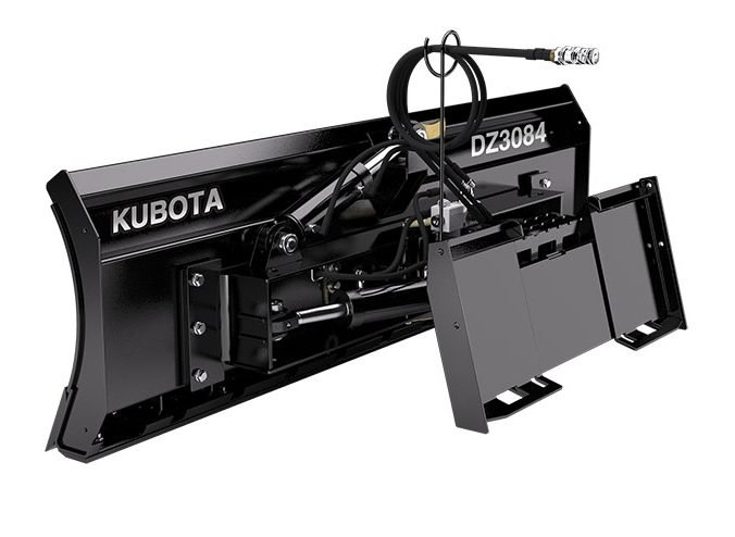 Kubota Construction Blades Picture