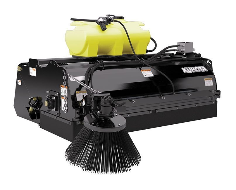 Kubota Brooms Picture