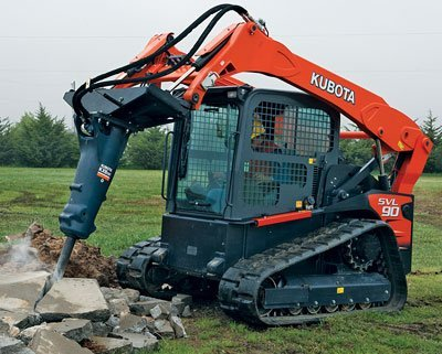 Kubota Breakers Picture