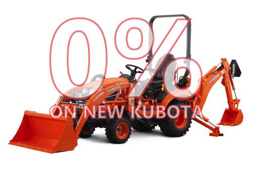 new Kubota