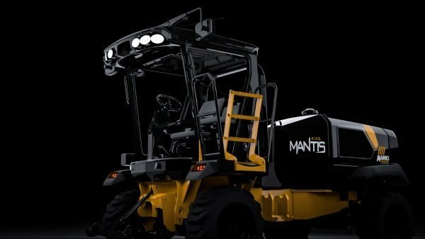 Mantis abbotsford multifunction tractor sales