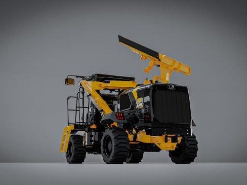 Mantis bc multifunction tractor sales
