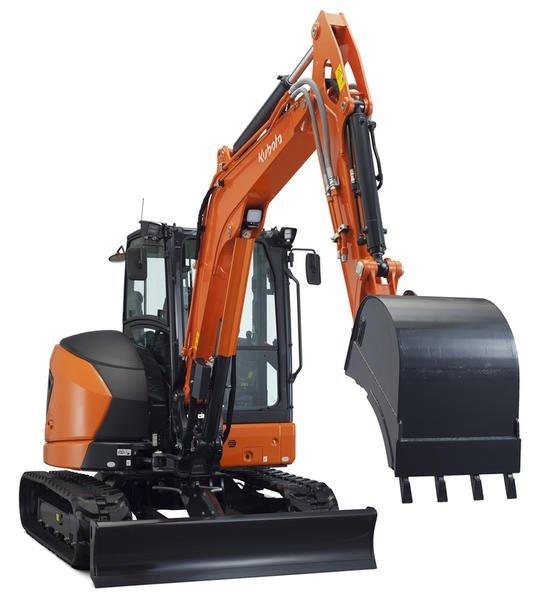 kubota u48 excavator
