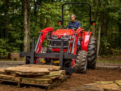 Massey Ferguson 1800M Series Tractors Picture