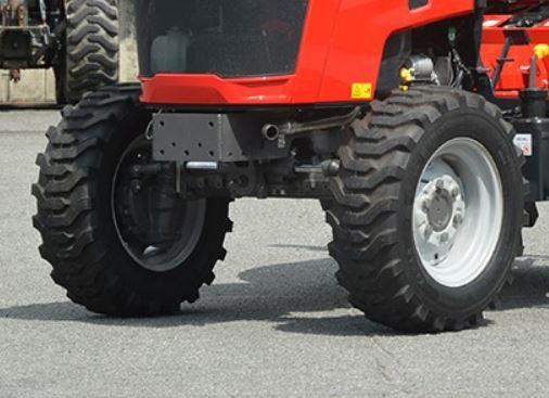 Massey Ferguson 1800E Series Tractors Picture